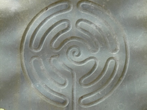maze labyrinth symbol