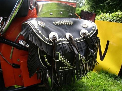 mc bag leather