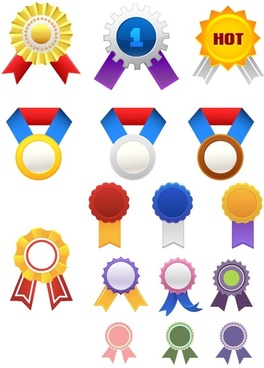 medal of medals vector