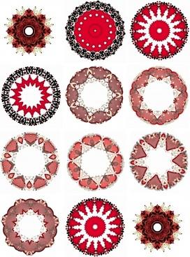 medallion motif page