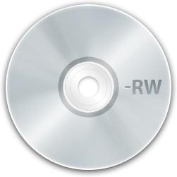 Media CD RW