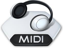 Media music midi