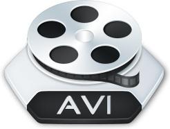 Media video avi