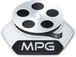 Media video mpg