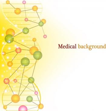medical background sparkling colorful design dots connection decoration