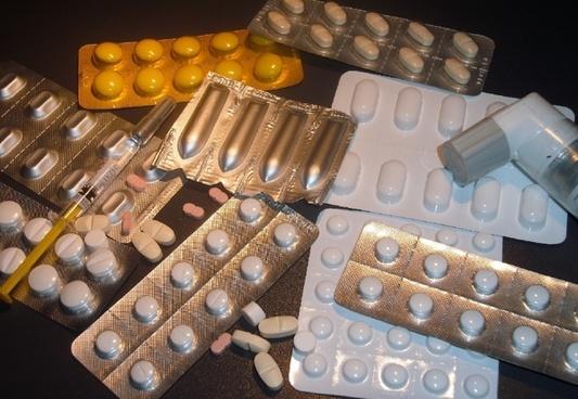 medical drugs tablets