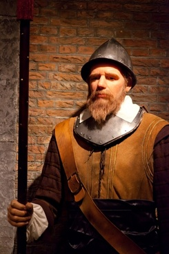 medieval soldier