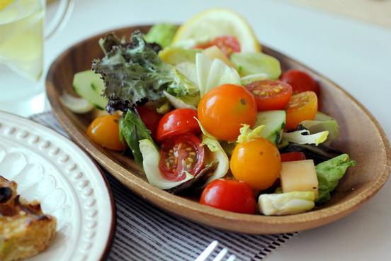 melon tomato salad