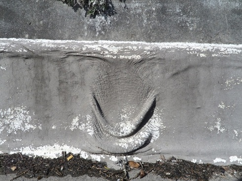 melting wall