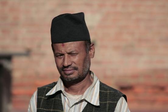 men nepal people