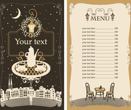 menu design free vector download 1 625 free vector for commercial