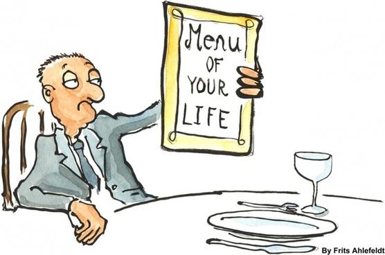 menu of life