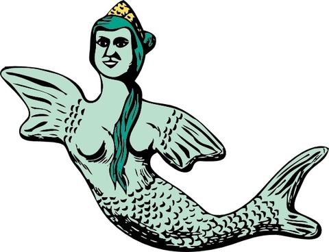 Free Mermaid Clip Art Free Vector Download 224 995 Free Vector For Commercial Use Format Ai Eps Cdr Svg Vector Illustration Graphic Art Design Sort By Relevant First
