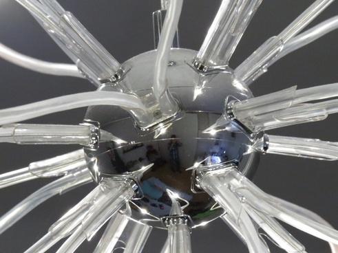 metal ball lamp modern