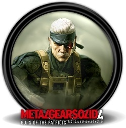 Metal Gear Solid 4 GOTP 8