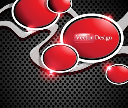 metal grid background 05 vector