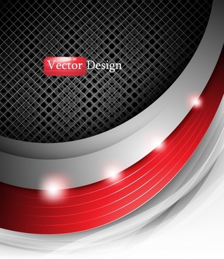 metal mesh steel background vector