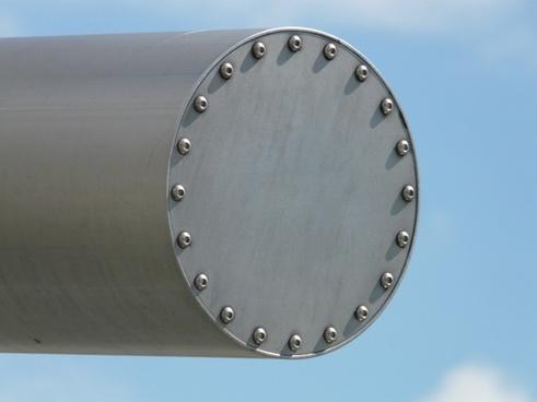 metal pipe rivet