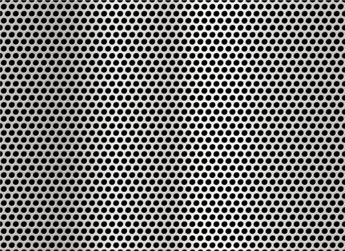 metal texture elements background vector set