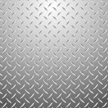 metall texture elements background vector set