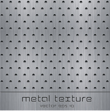 metallic texture art background vector