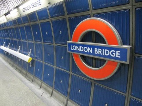 metro station london bridge london