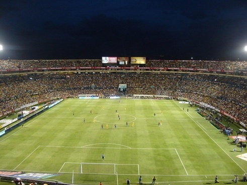 mexico city soccer football