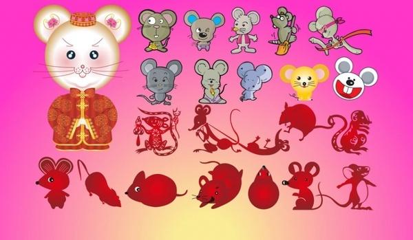 Mice Cartoons