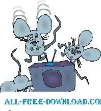 Mice Dancing 2