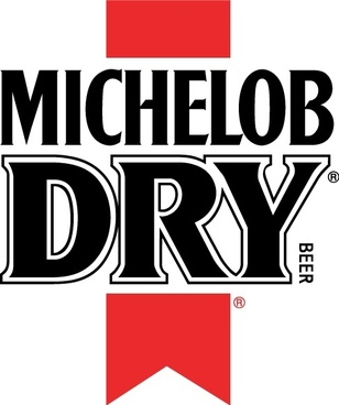 Michelob Dry beer logo