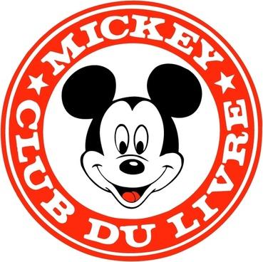 mickey club du livre