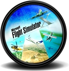 Micosoft Flight Simulator X 1