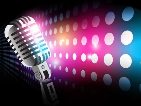 microphone 03 vector