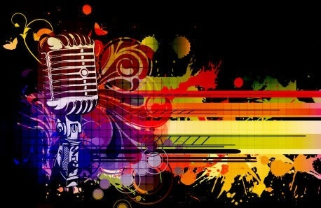 microphone mike texture trend vector