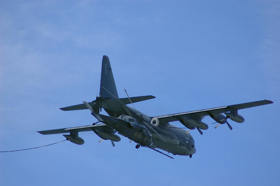 mid air refueling