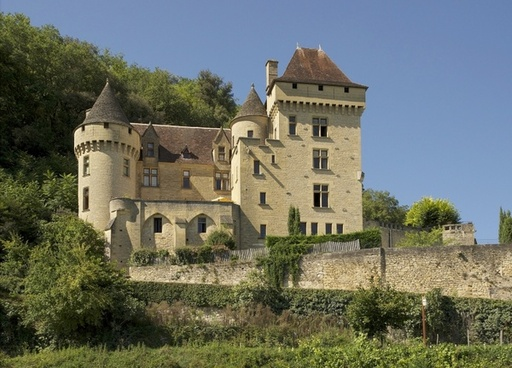middle ages chateau la malartrie castle