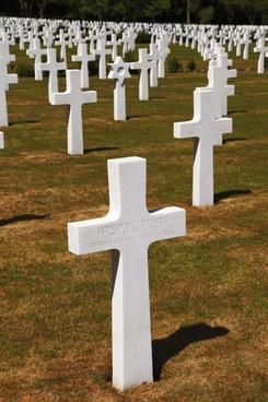 military graves