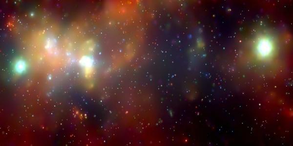 milky way center galaxies
