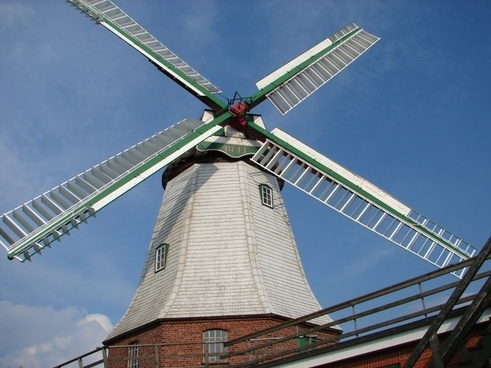 mill windmill holland