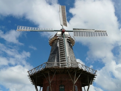 mill windmill wing