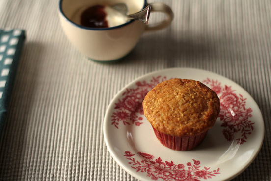 millet muffins for breakfast
