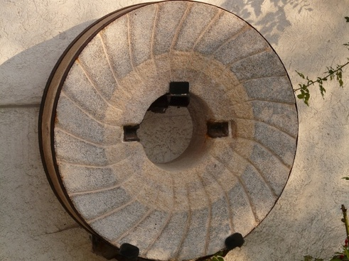 millstone mill grind