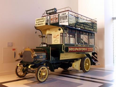 milnes daimler omnibus 1904 car