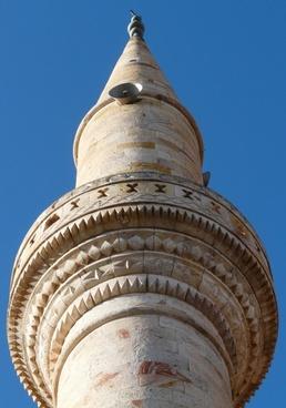 minaret tower mosque