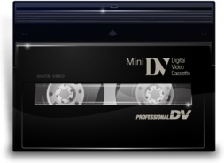 Mini dv active