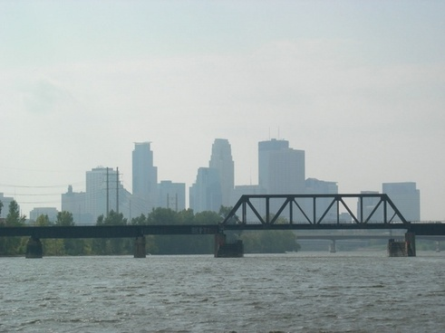 minneapolis from mississippi
