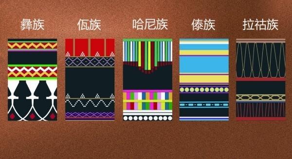 minorities vector graphic design