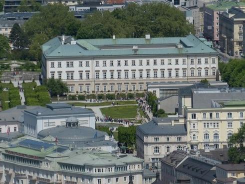 mirabell palace closed salzburg