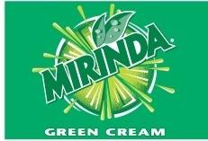Mirinda GreenCream Logo