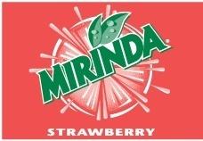 Mirinda Strawberry Logo